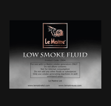 LowSmokeFluid